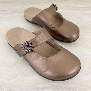 VIONIC Orthaheel Slip On Mary Jane Sandals